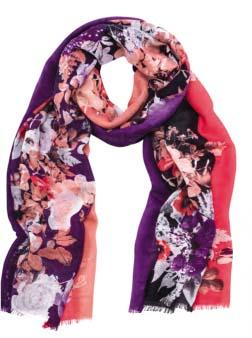 Кантри шарф