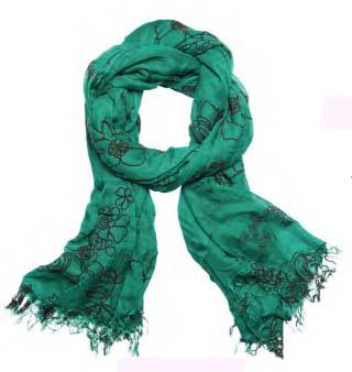 Орнамент шарф