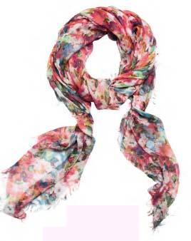 Палитра шарф