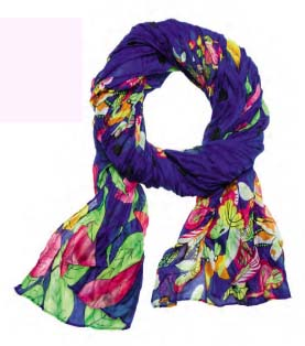 Соцветие шарф