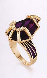 Bourgogne кольцо Florange (Флоранж)