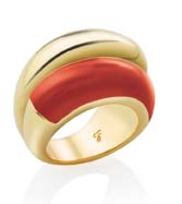 Corallo кольцо Florange (Флоранж)