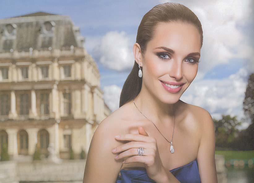 Ювелирная бижутерия Флоранж Fontainebleau