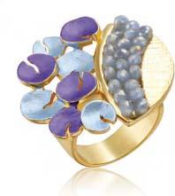 Iris кольцо Florange (Флоранж)
