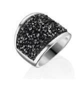 Noir кольцо Florange (Флоранж)