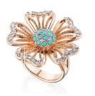 Queens кольцо Florange (Флоранж)