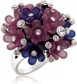 Viola кольцо Florange (Флоранж)