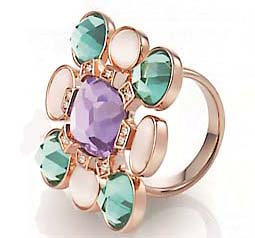 Allure кольцо