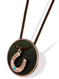 Amulette колье