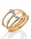 Bambou кольцо