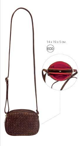 Bergamo женская сумка