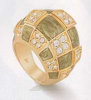 Bruni кольцо