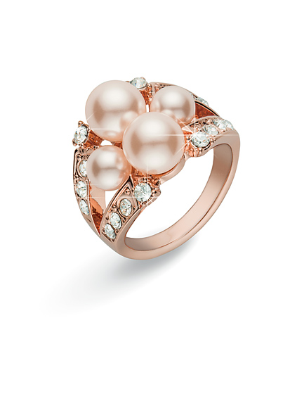 Charm кольцо