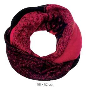 Color женский шарф-хомут