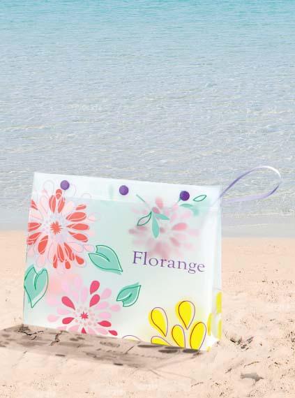 Lena сумка и пляжная косметичка