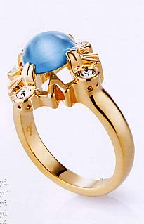 Dauphine кольцо