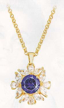 Diamant колье