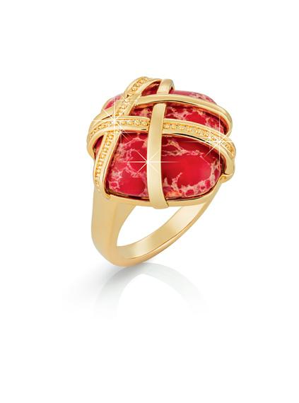Expression кольцо