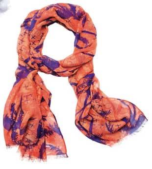 Hawaii шарф