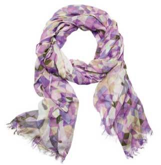 Mosaic шарф