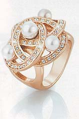 Rendez-vouse кольцо