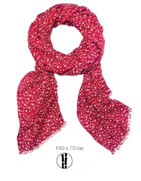 Scarlet женский шарф