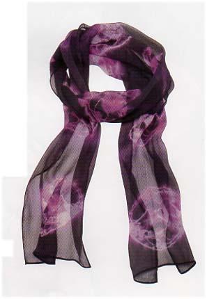 Violet шарф
